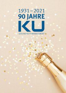 90 Jahre KU Gesundheitsmanagement